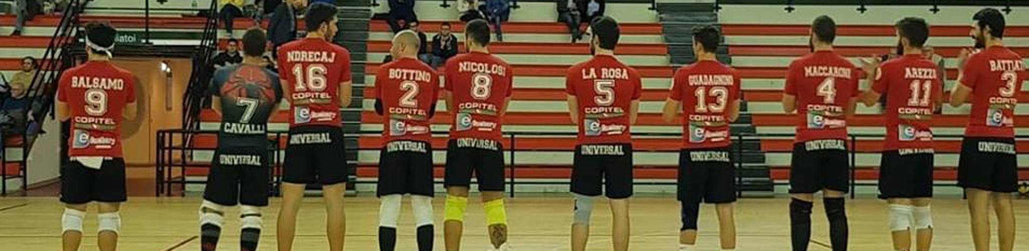 serie c volley us universal